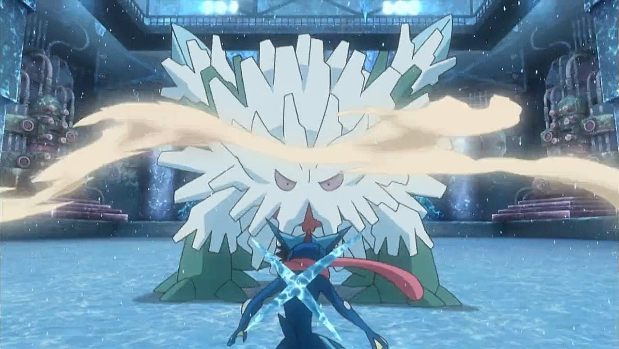 Pokémon Season 19 :Episode 29  A Real Icebreaker!
