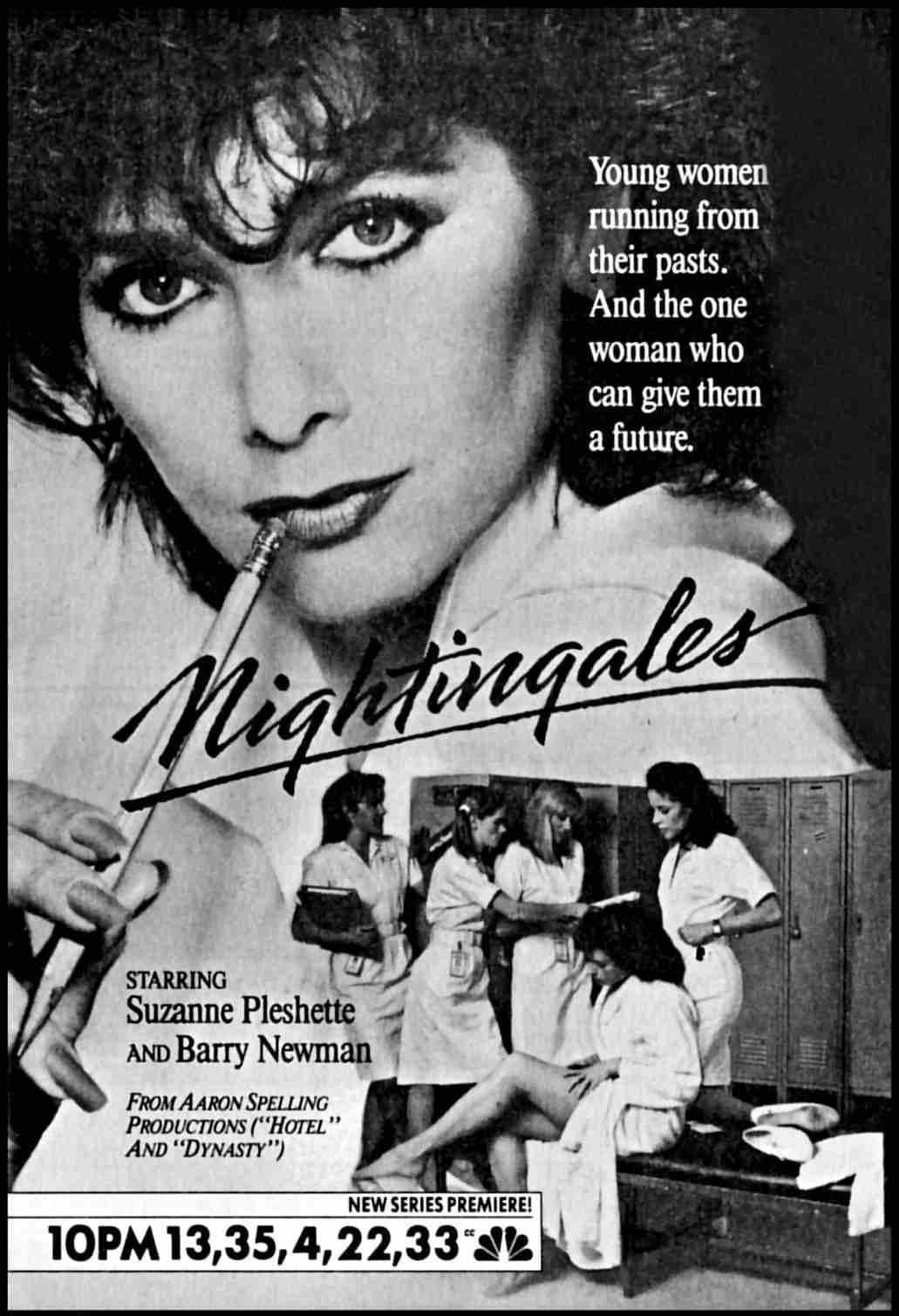 Nightingales TV Shows About Nursing