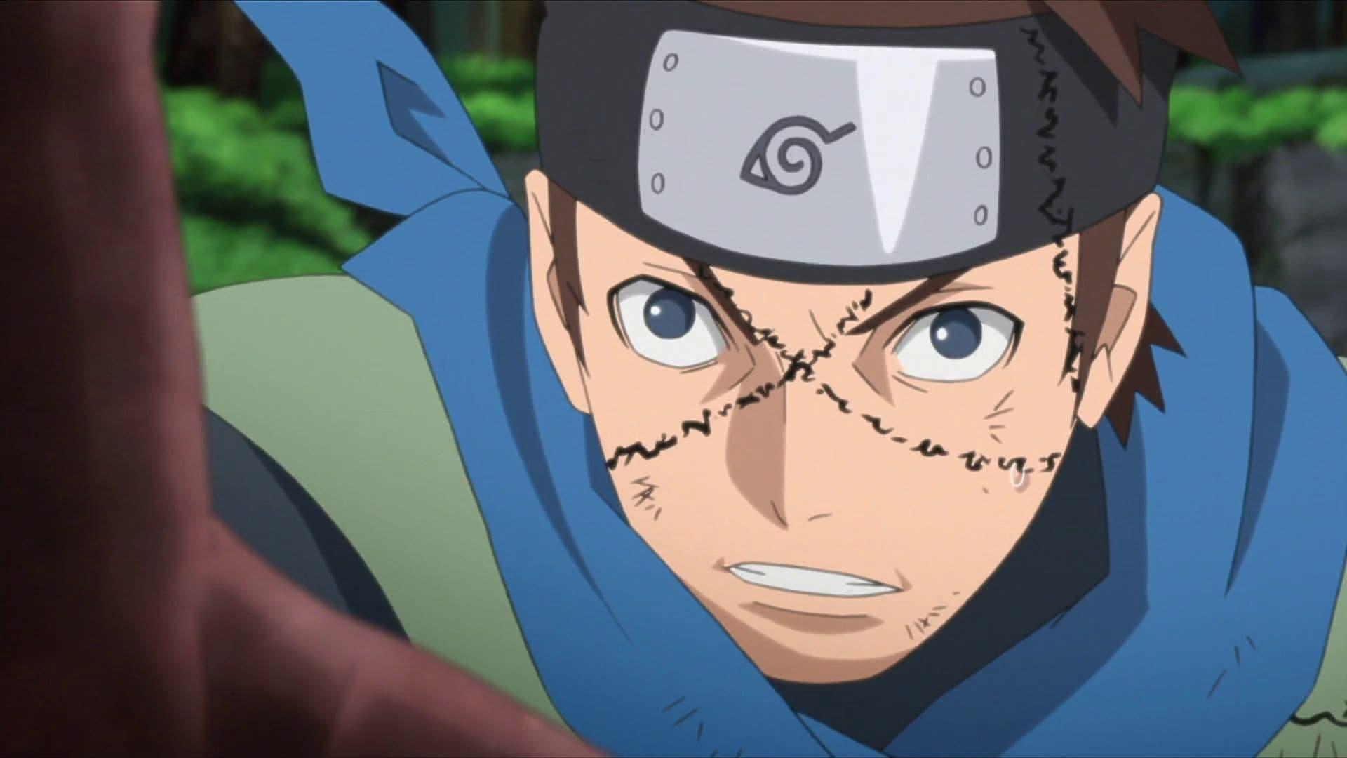 Boruto: Naruto Next Generations Season 1 :Episode 41  Strength in Unity