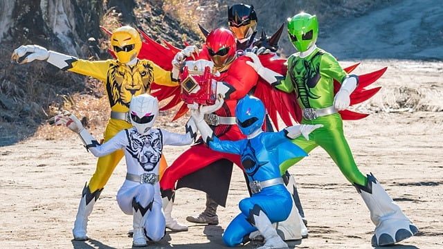 Super Sentai Season 40 :Episode 48  The Earth is Our Home