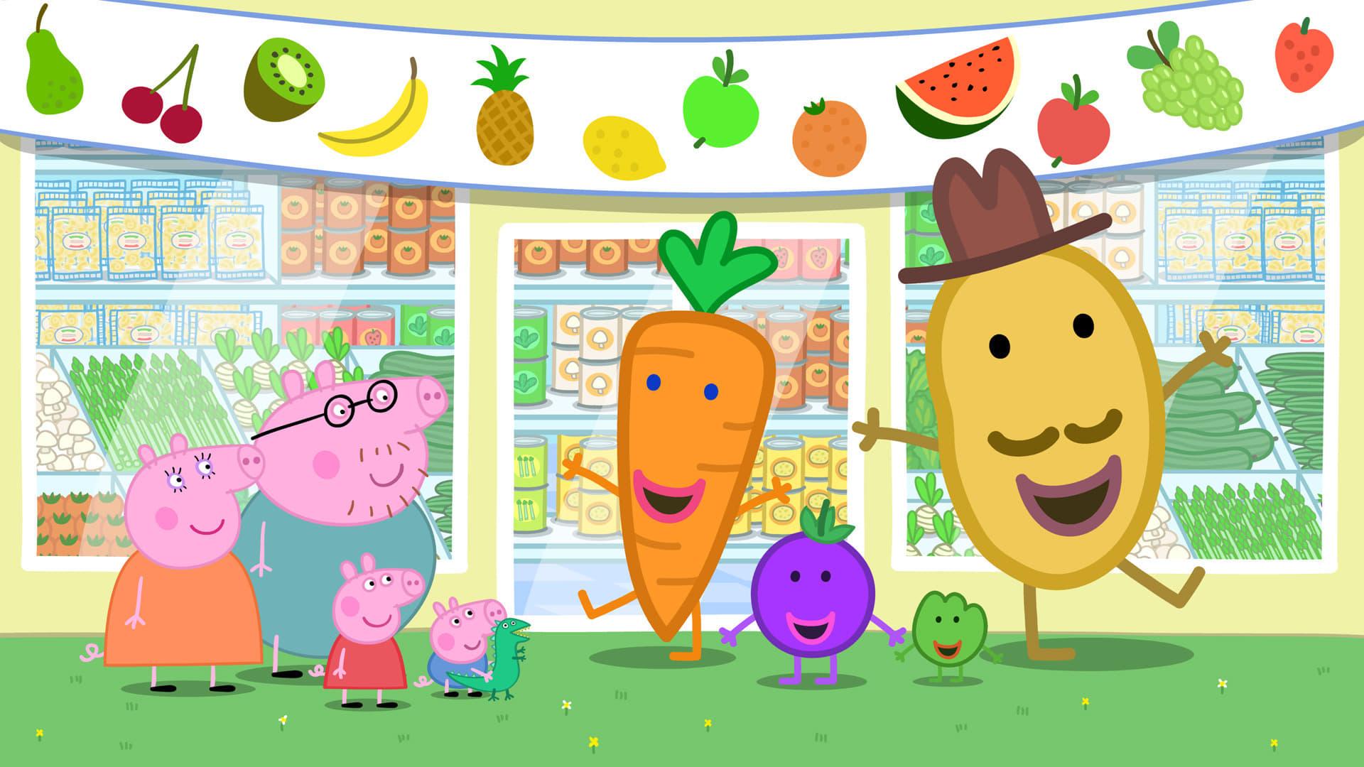 Peppa Pig Season 4 :Episode 45  Fruit