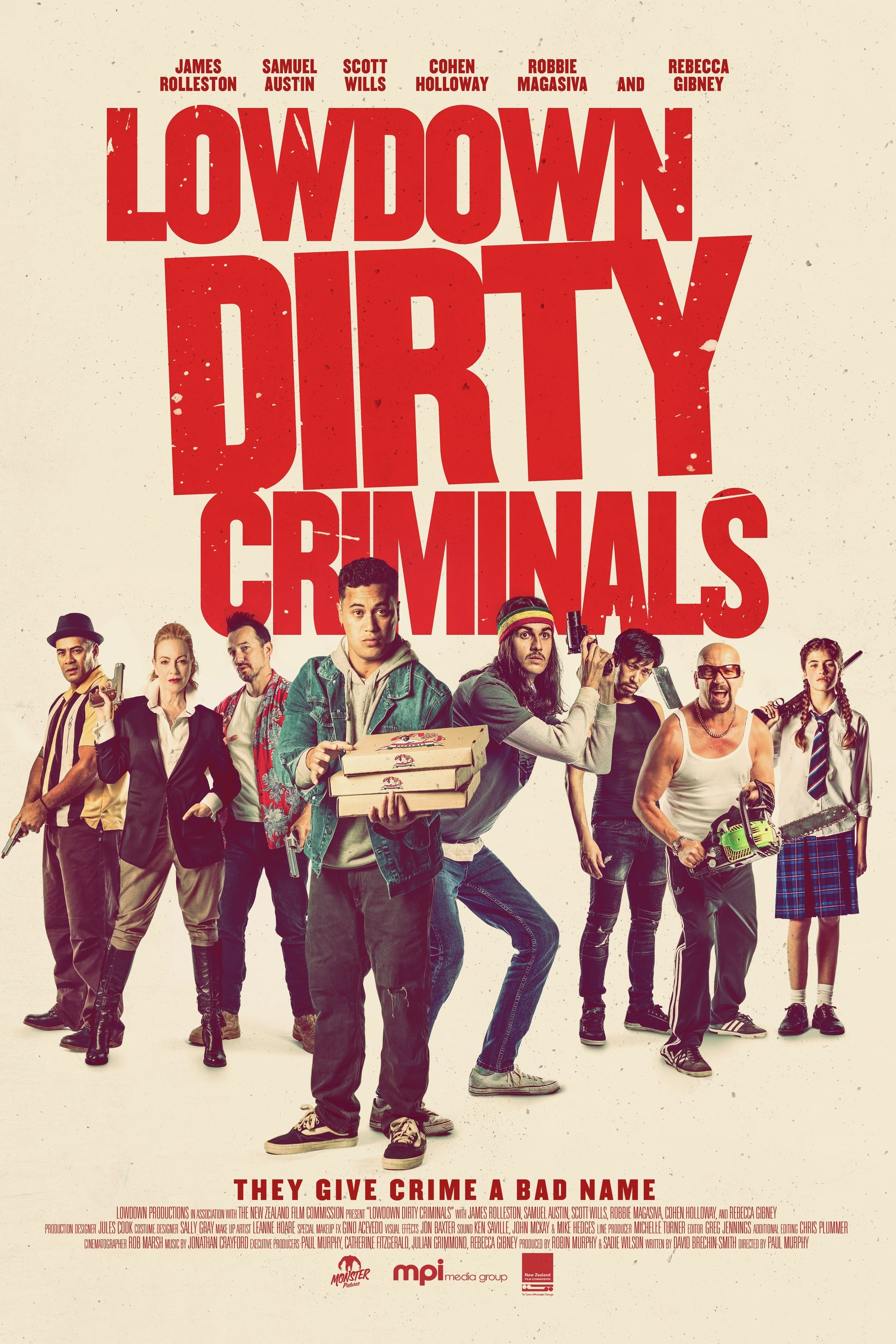 Lowdown Dirty Criminals Legendado