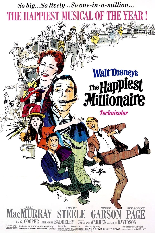 The Happiest Millionaire (1967)