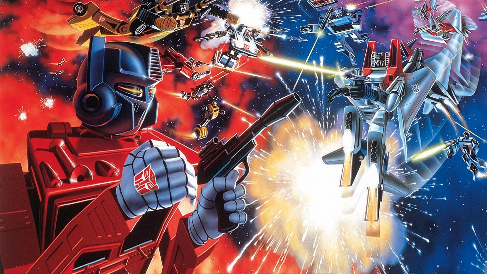 Les Transformers, le film (1986)