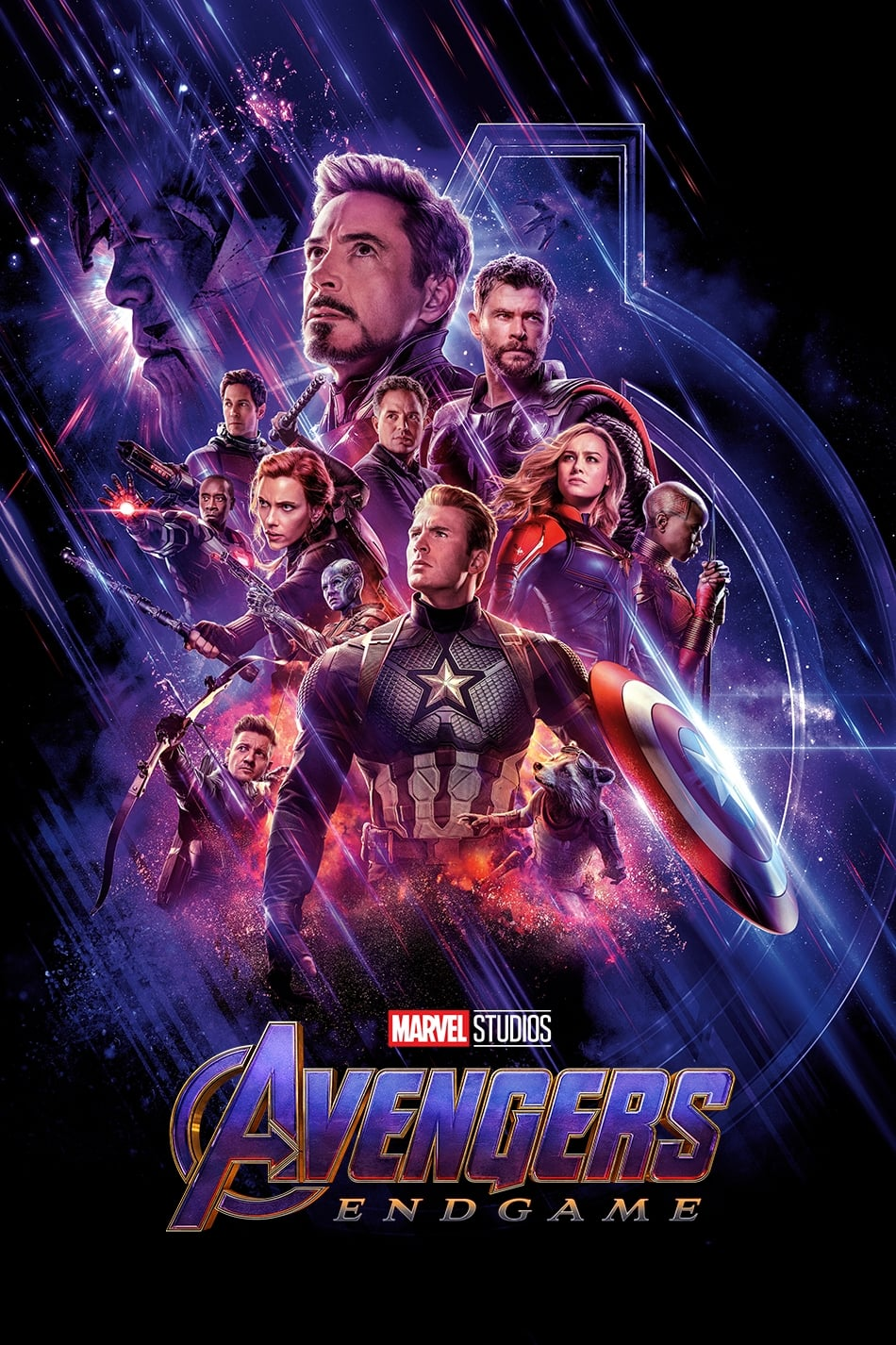 The Avengers Endgame Stream