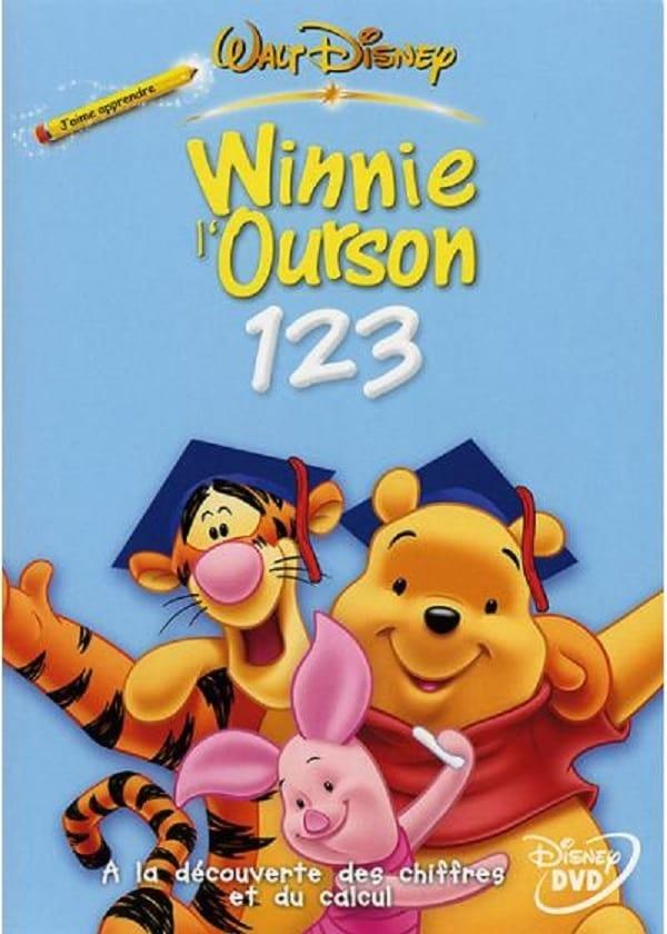 Winnie the Pooh - 123's (2004)