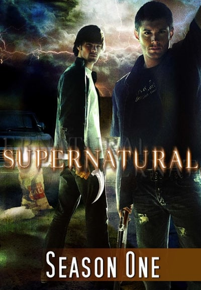 Supernatural 1ª Temporada BluRay Rip 720p Dublado Torrent Download (2005)