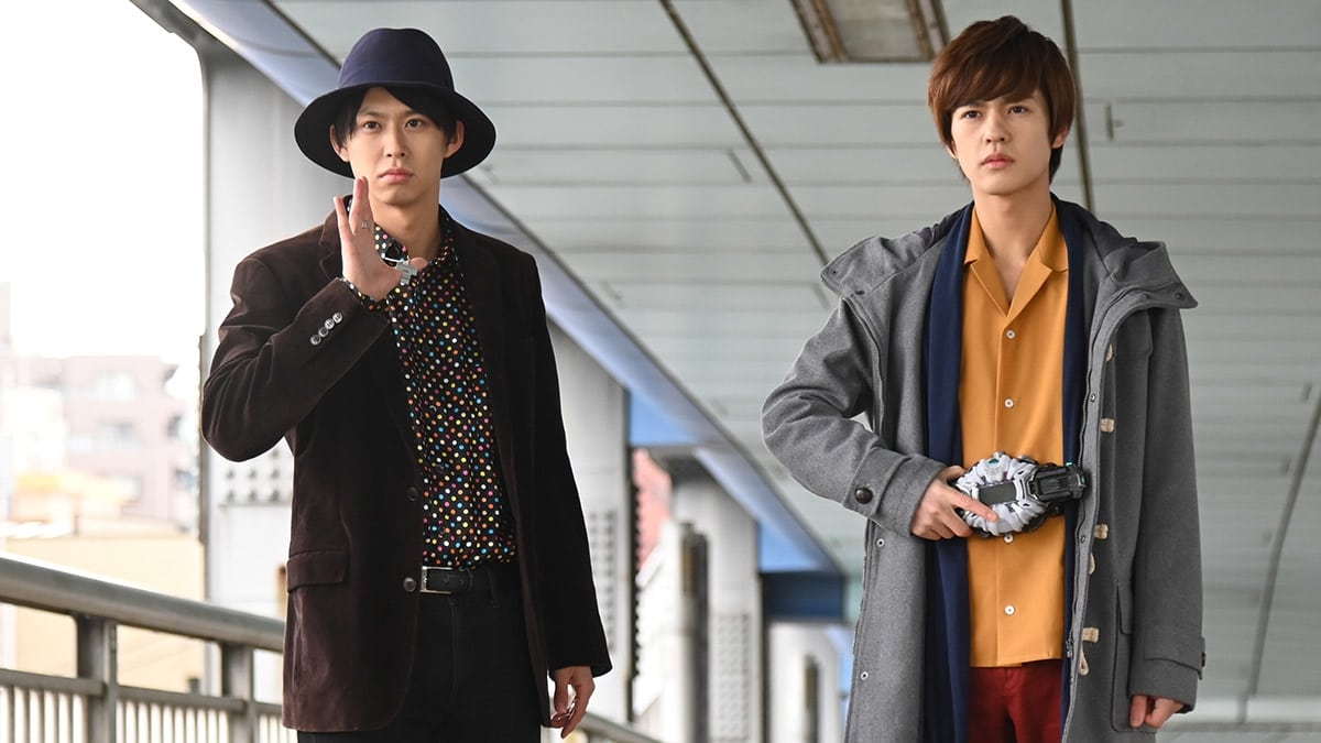 Kamen Rider Season 29 : Episode 20