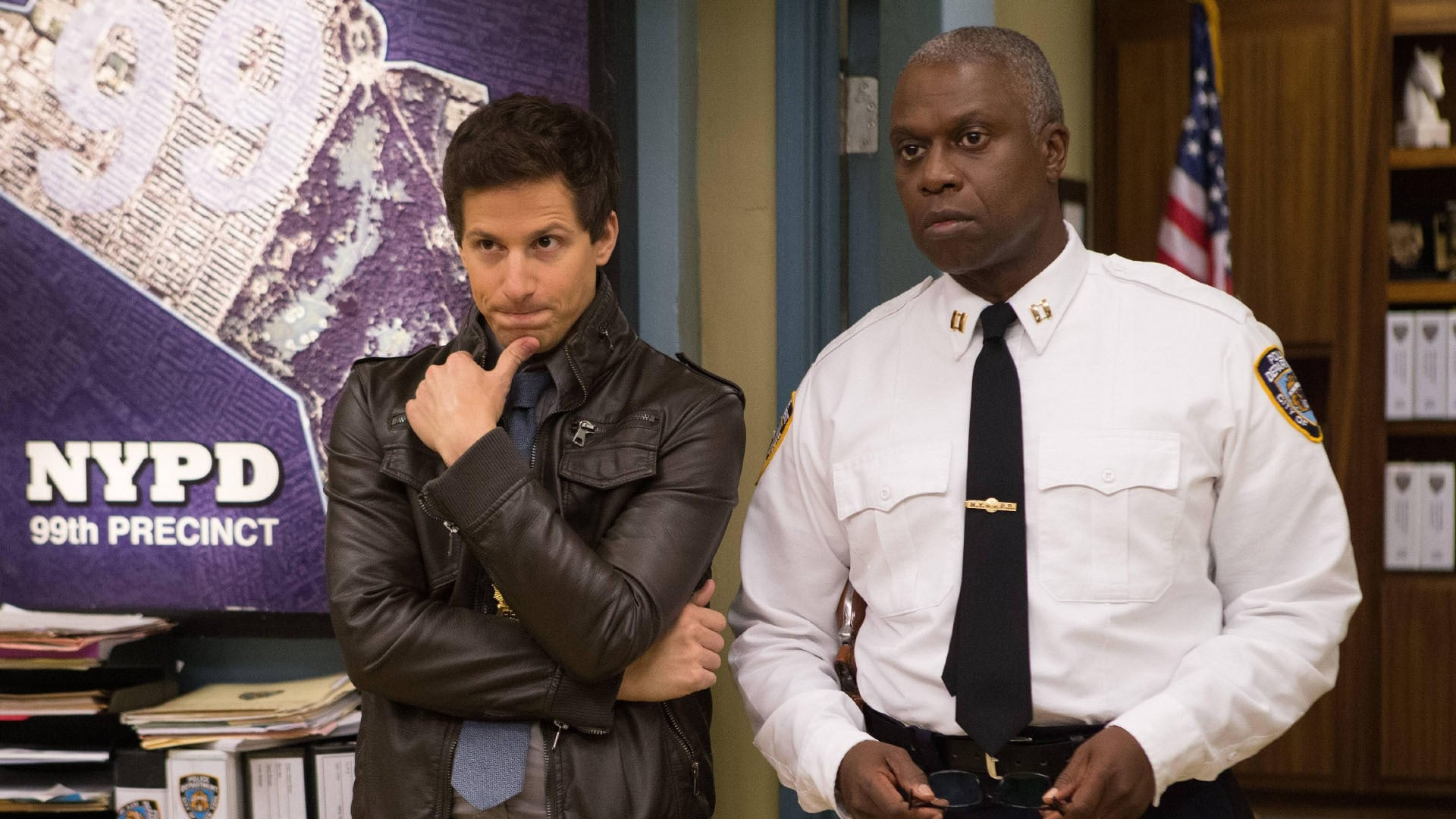 Brooklyn Nine-Nine - Season 1 Episode 7 : 48 Hours