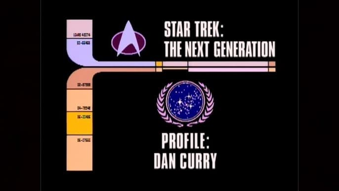 Archival Mission Log: Year Six - Departmental Briefing: Profile: Dan Curry-Azwaad Movie Database