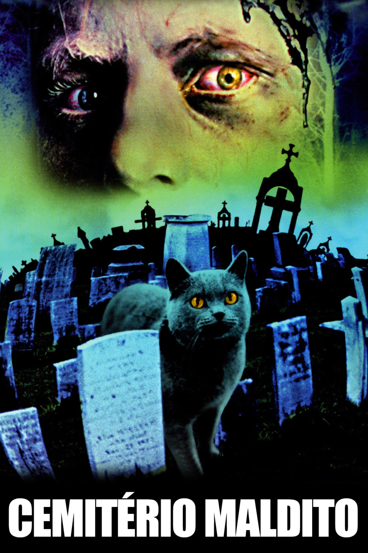 O Cemitério Maldito Dublado