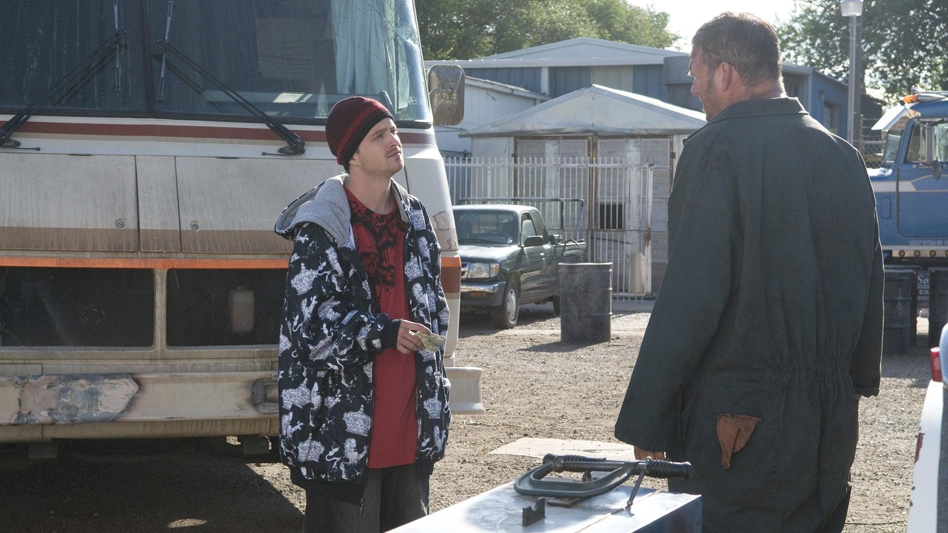 Breaking Bad Season 2 :Episode 5  Breakage