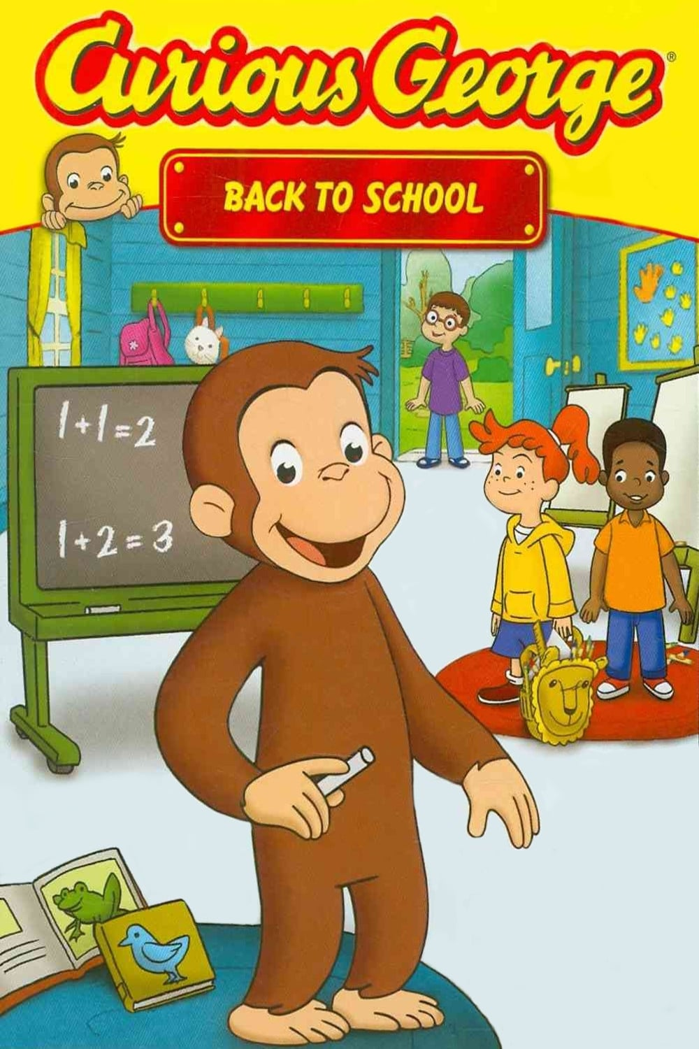Curious George: Back to School (2010)