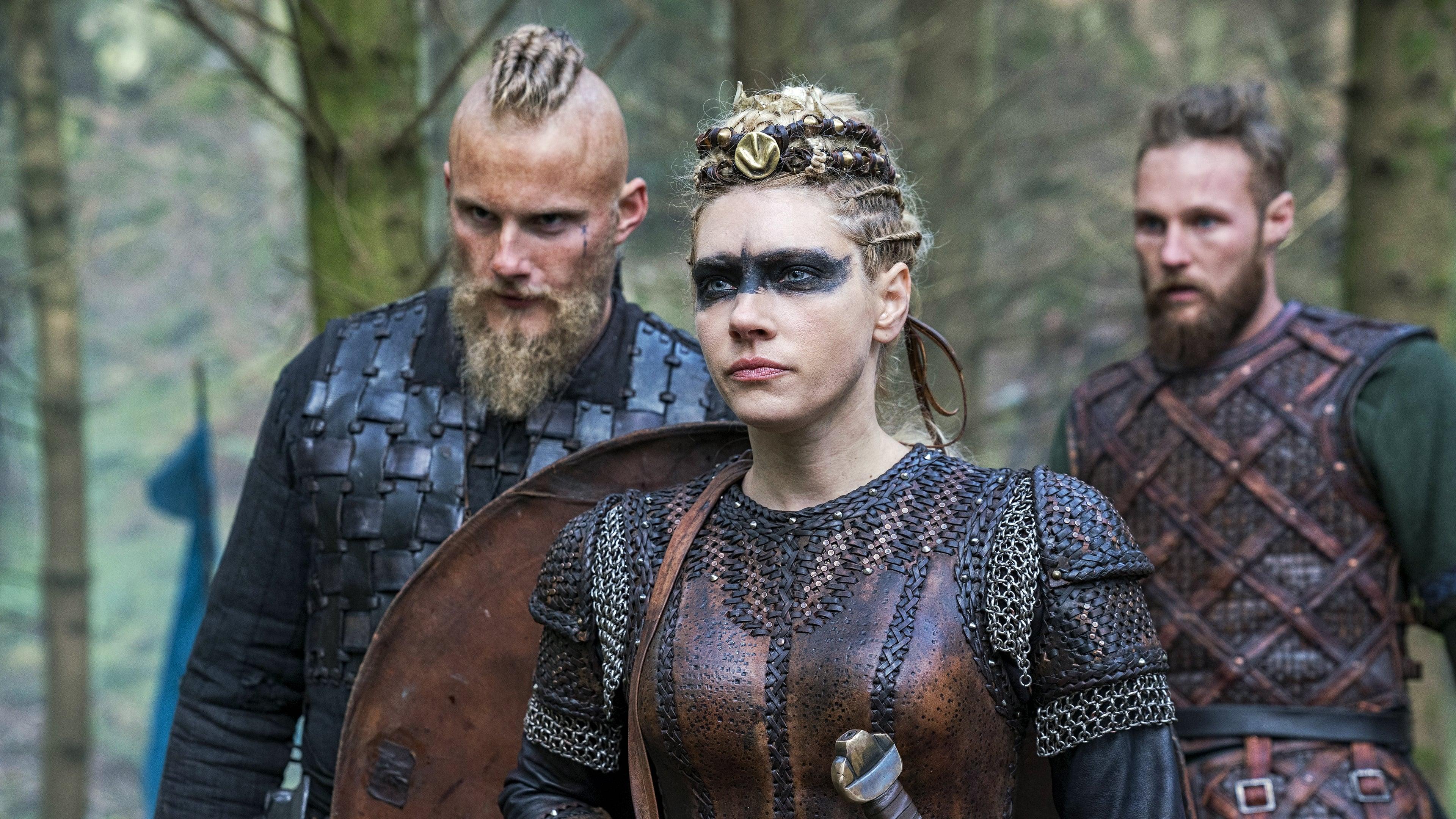 Vikingos Season 5 :Episode 10  Momentos visionarios