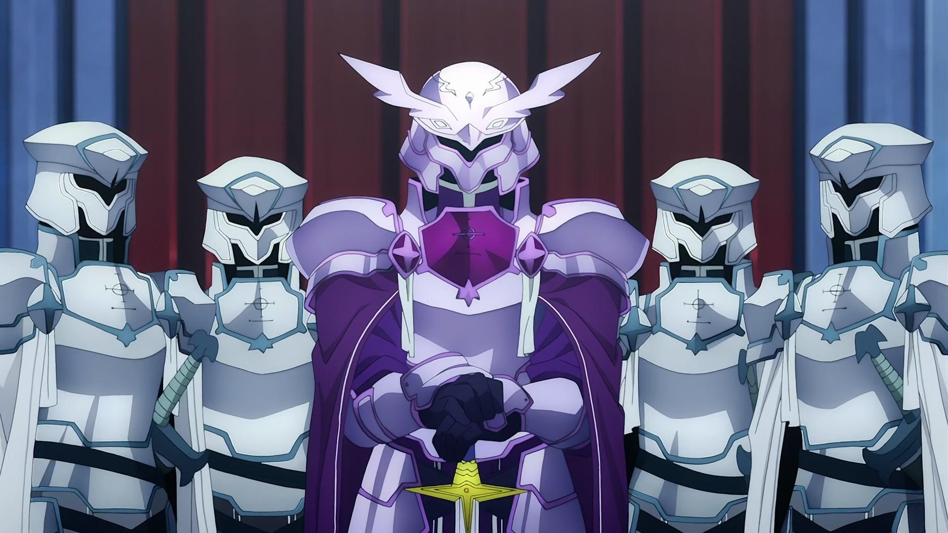 Sword Art Online Season 3 :Episode 15  The Relentless Knight