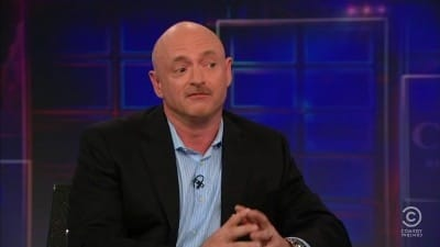 The Daily Show with Trevor Noah Season 17 :Episode 22  Mark Kelly