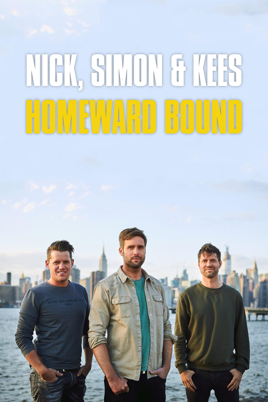Nick Simon En Kees Homeward Bound