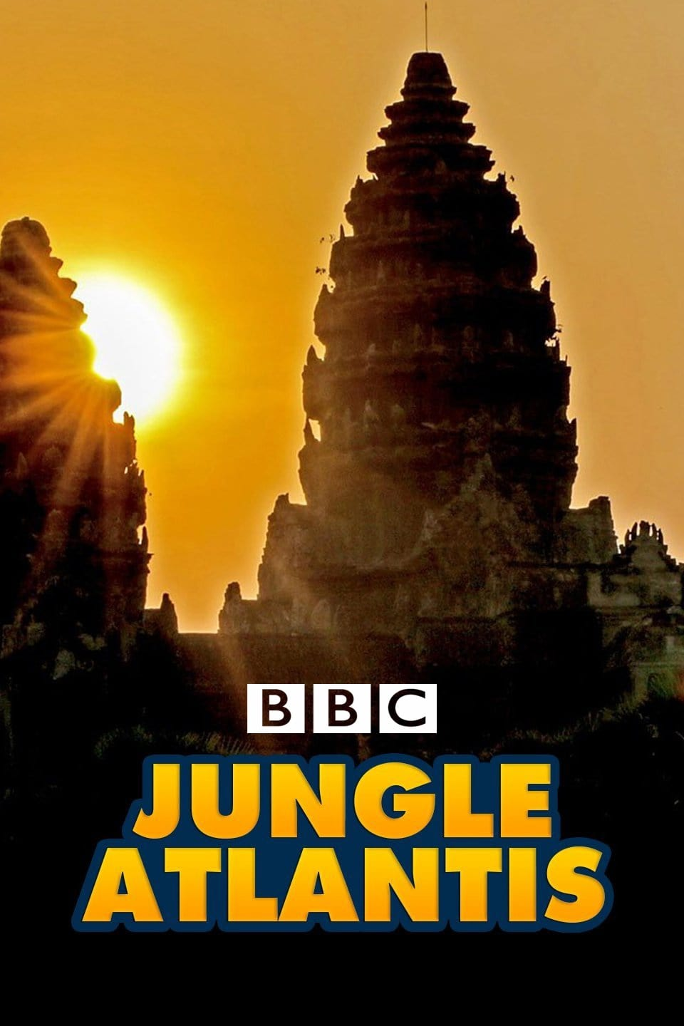 Jungle Atlantis TV Shows About Expedition