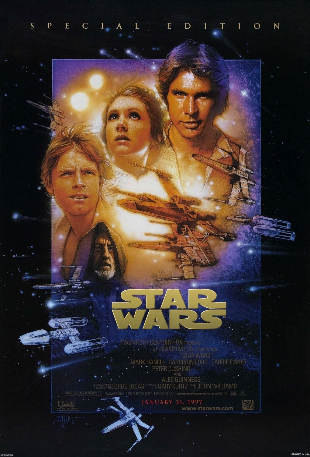 Star Wars: Episode IV - A New Hope - Special Edition (1997)