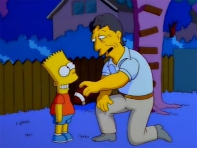 The Simpsons Season 9 :Episode 6  Bart Star
