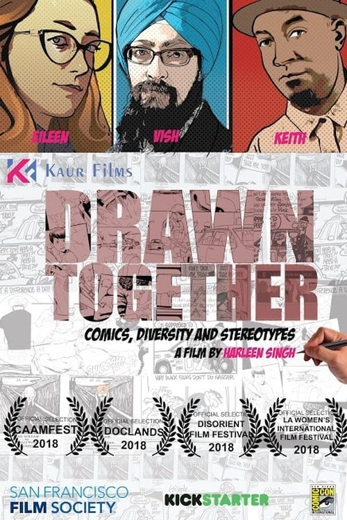 Drawn Together: Comics, Diversity and Stereotypes (2018)