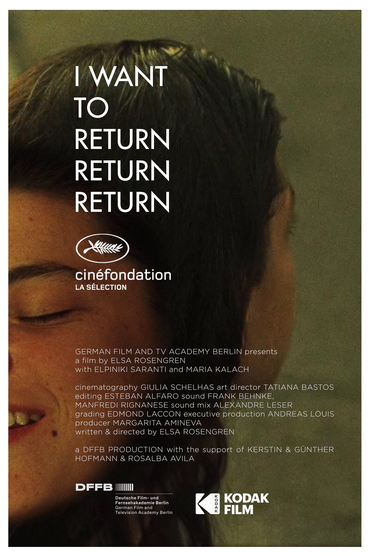 I Want To Return Return Return (2020)