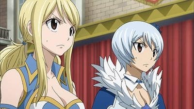 Fairy Tail Season 5 :Episode 31  Library Panic