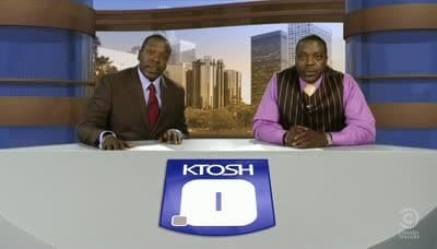 Tosh.0 Season 3 :Episode 14  Bug in Mouth Reporter