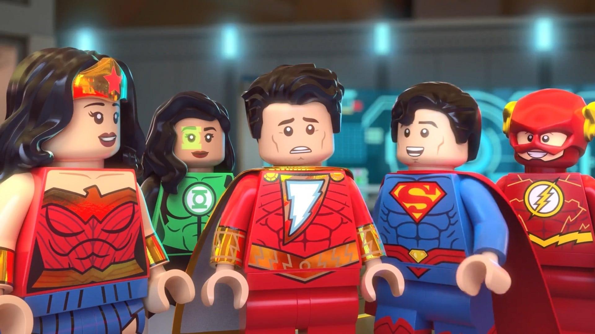 LEGO DC: ¡Shazam! Magia y Monstruos