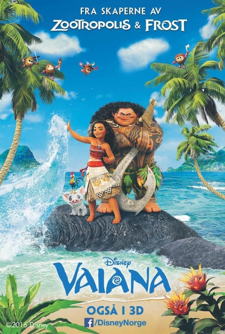 Vaiana Full Movie