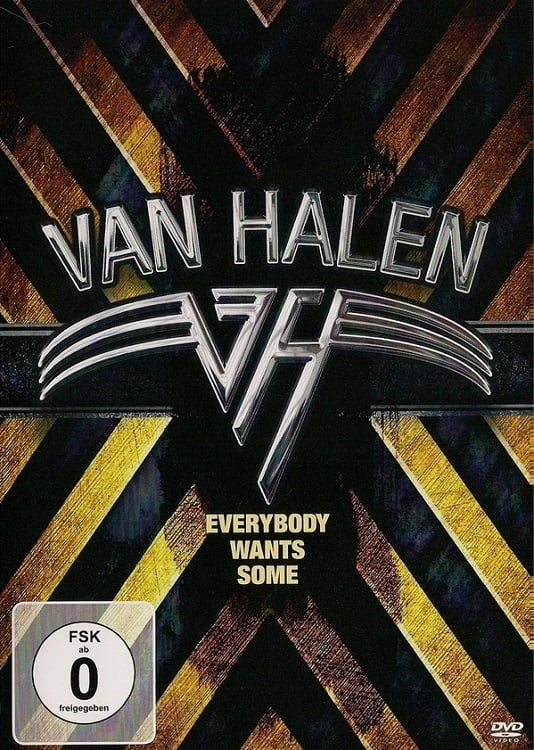 Van Halen ‎– Everybody Wants Some (1970)