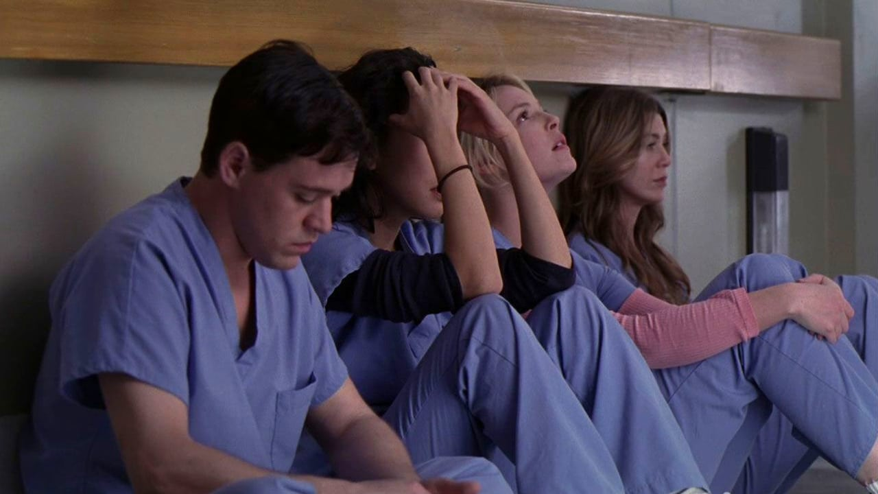 Grey's Anatomy Season 2 :Episode 26  Deterioration of the Fight or Flight Response (1)