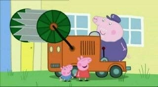 Peppa Pig Season 2 :Episode 17  The Long Grass