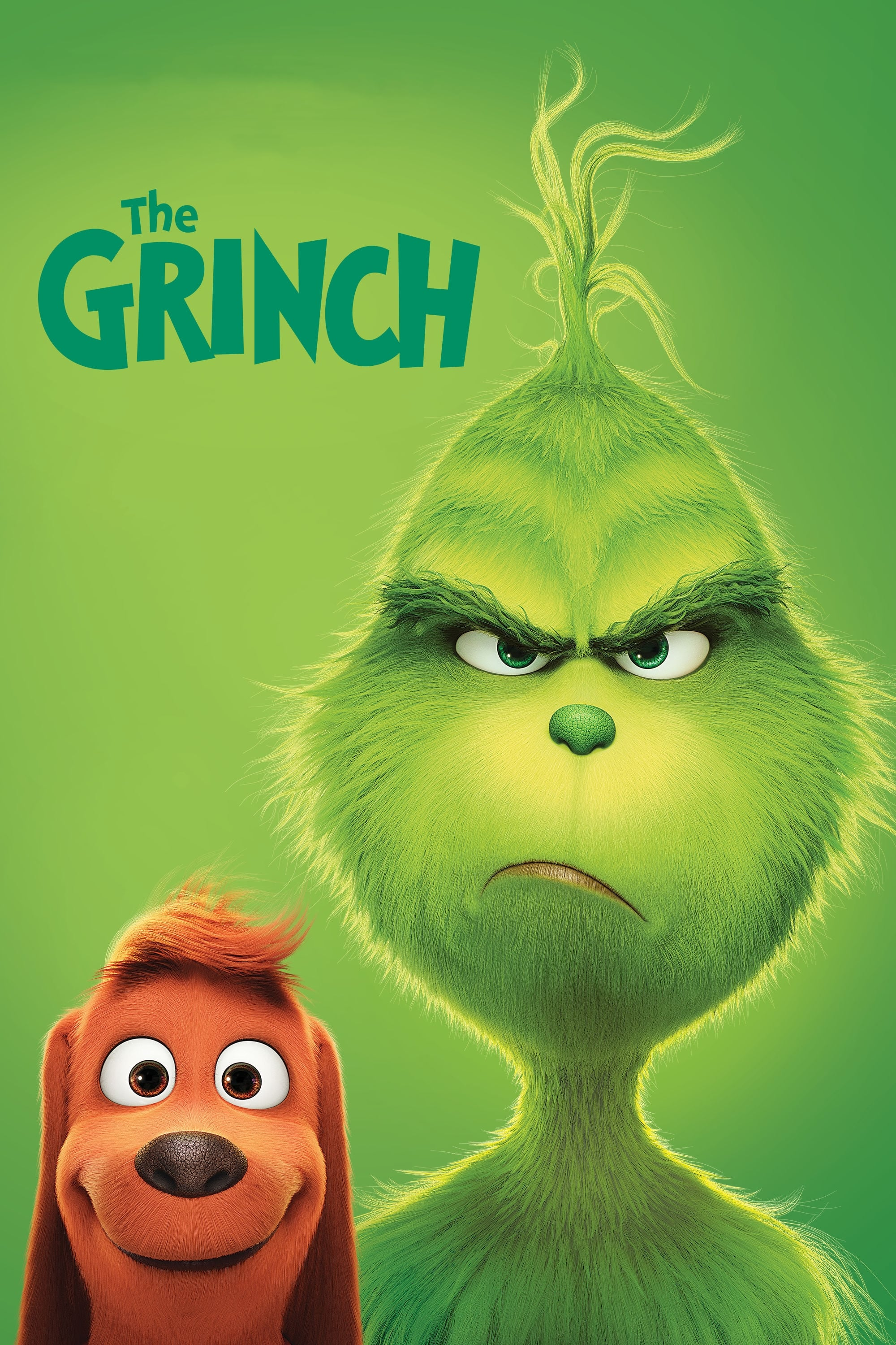 El Grinch (2018) HD 1080P LATINO/INGLES