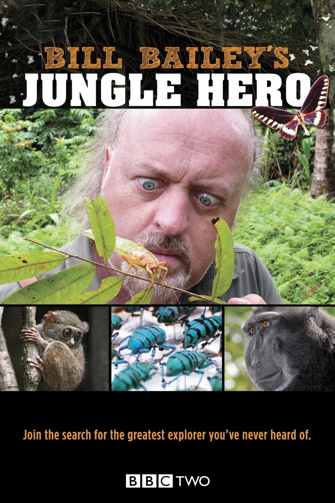 Bill Bailey's Jungle Hero TV Shows About Jungle