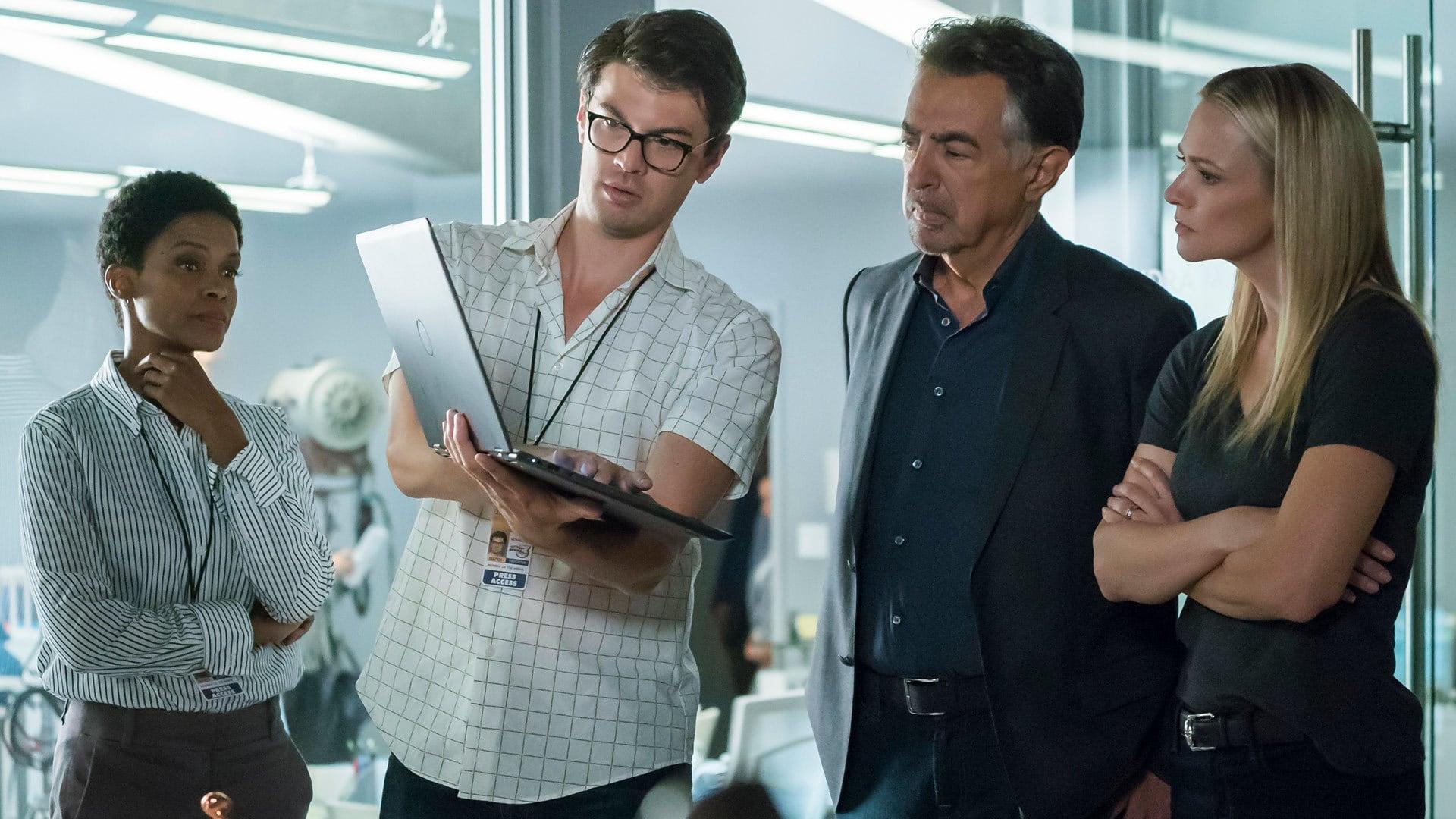 Criminal Minds Season 13 :Episode 8  Neon Terror