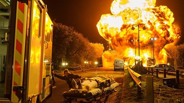 Casualty Season 33 :Episode 1  Episode 1