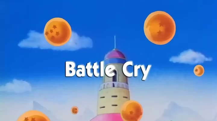 Dragon Ball Season 1 :Episode 119  Battle Cry