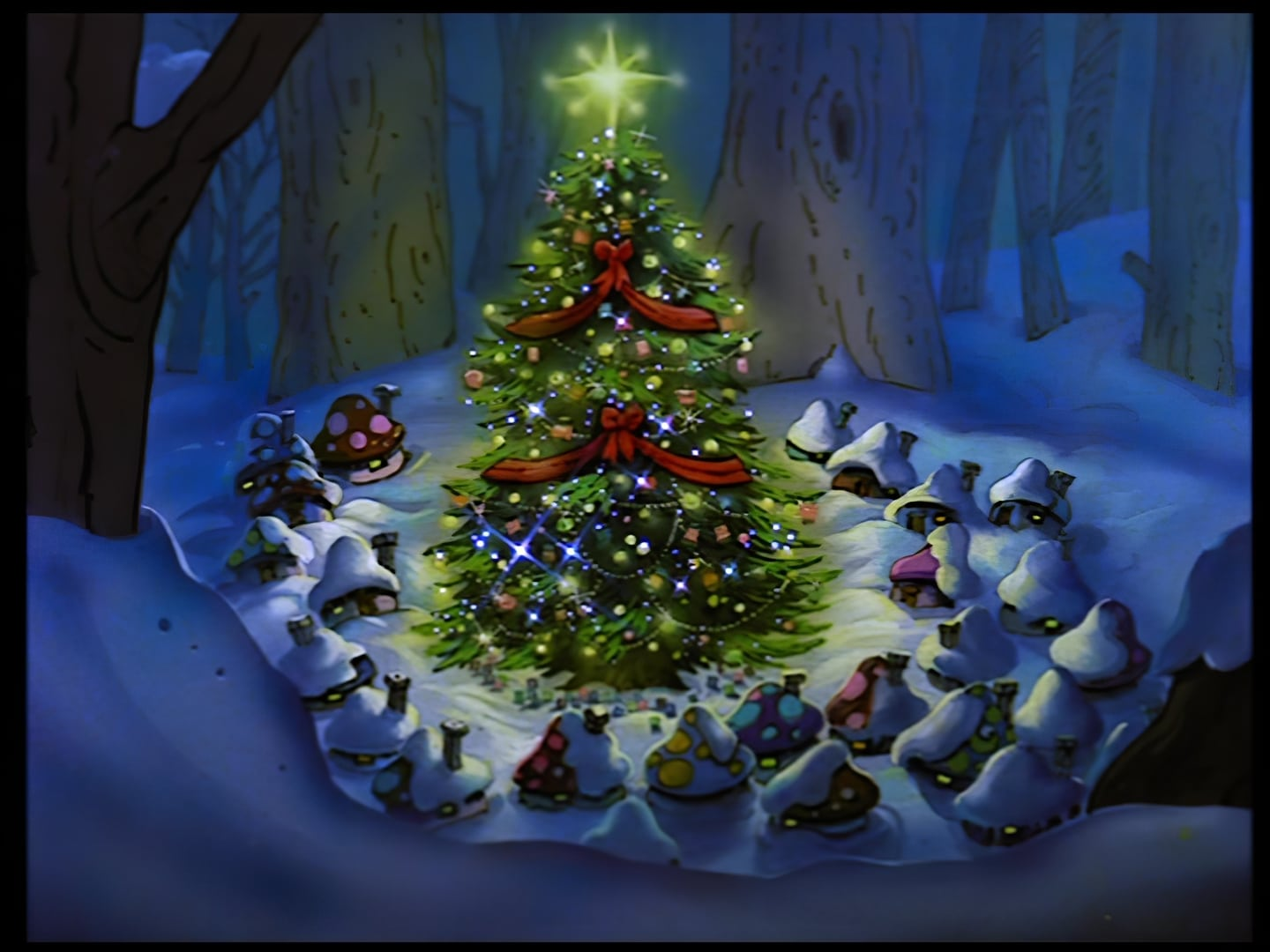 The Smurfs - Season 0 Episode 2 : The Smurfs Christmas Special