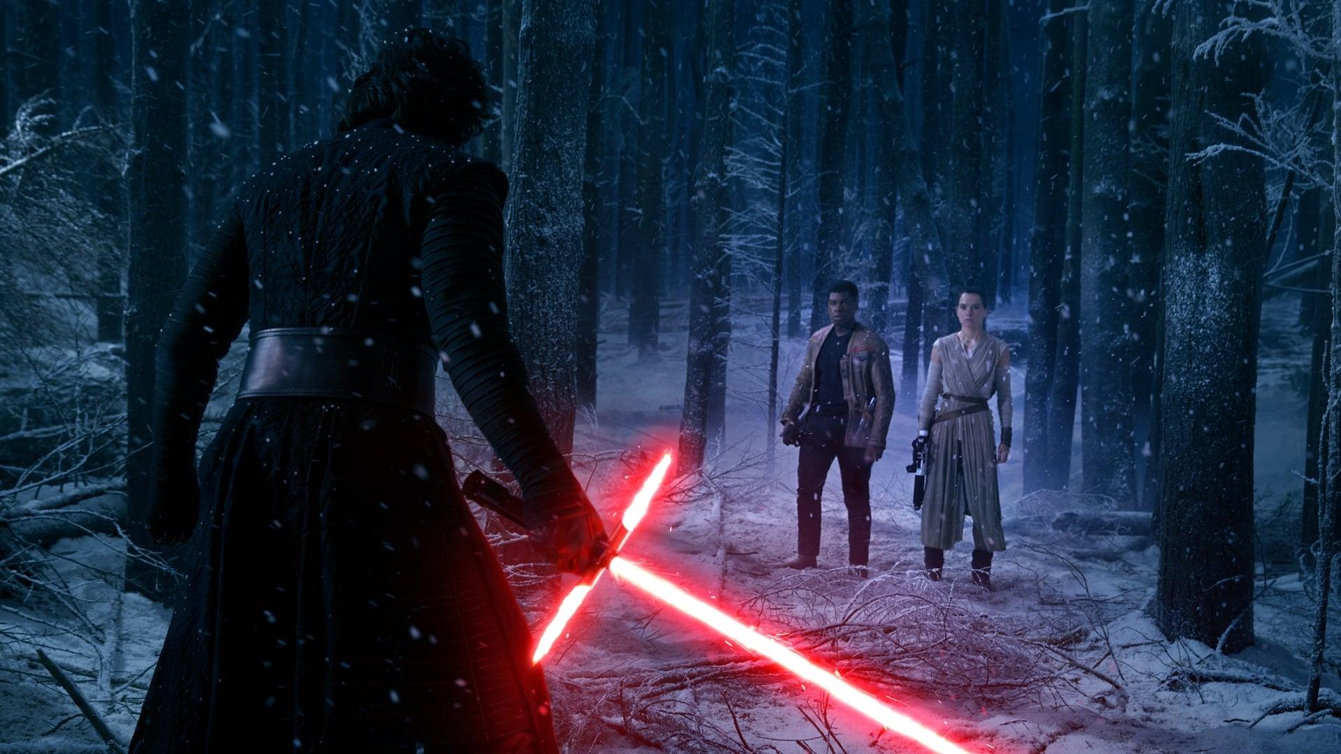Star Wars – Episodio VII: El despertar de la fuerza