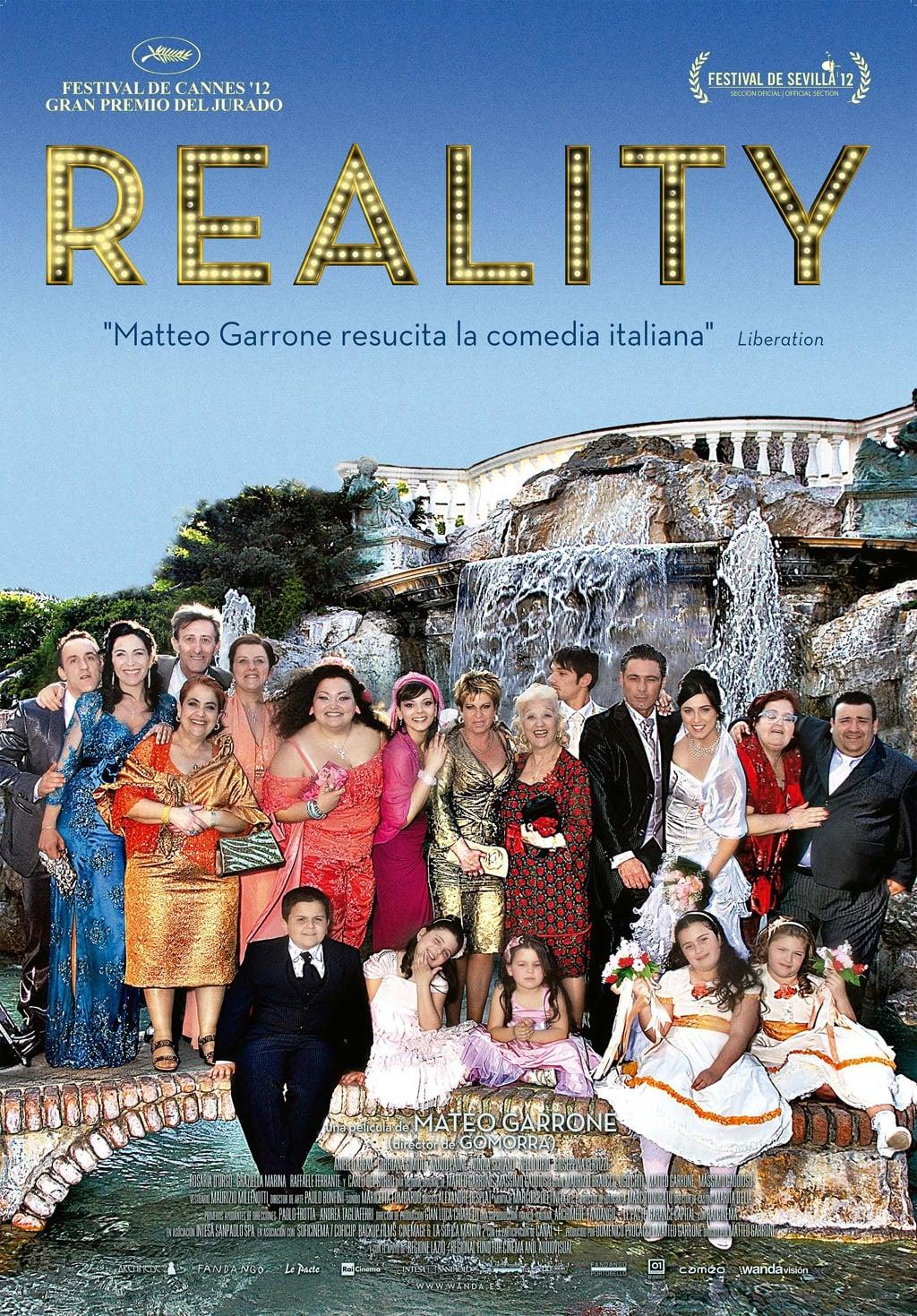 Póster Reality