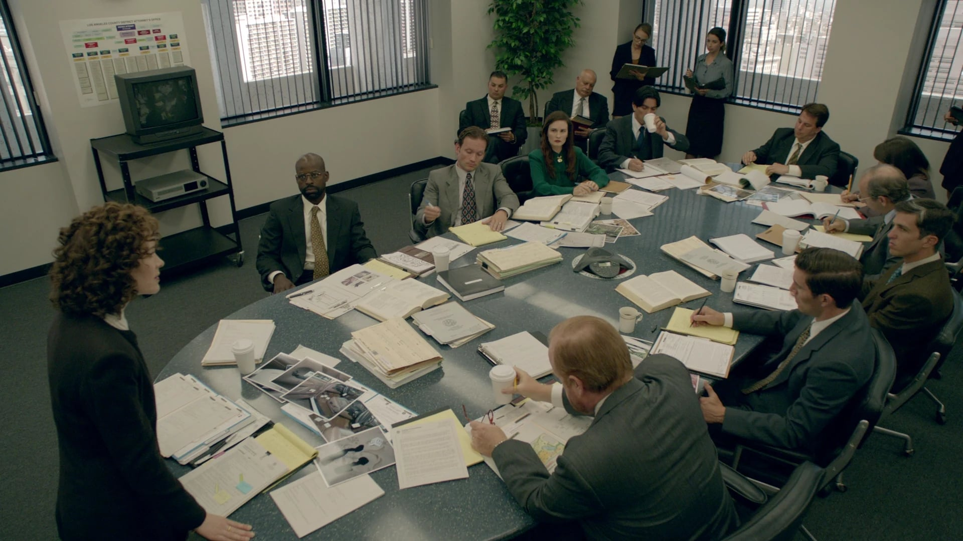 American Crime Story Season 1 :Episode 5  The Race Card