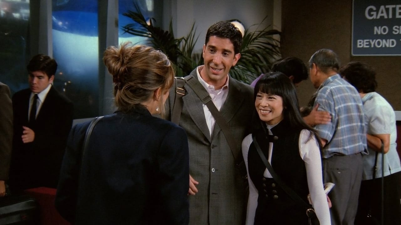 Friends Season 2 :Episode 1  The One with Ross's New Girlfriend