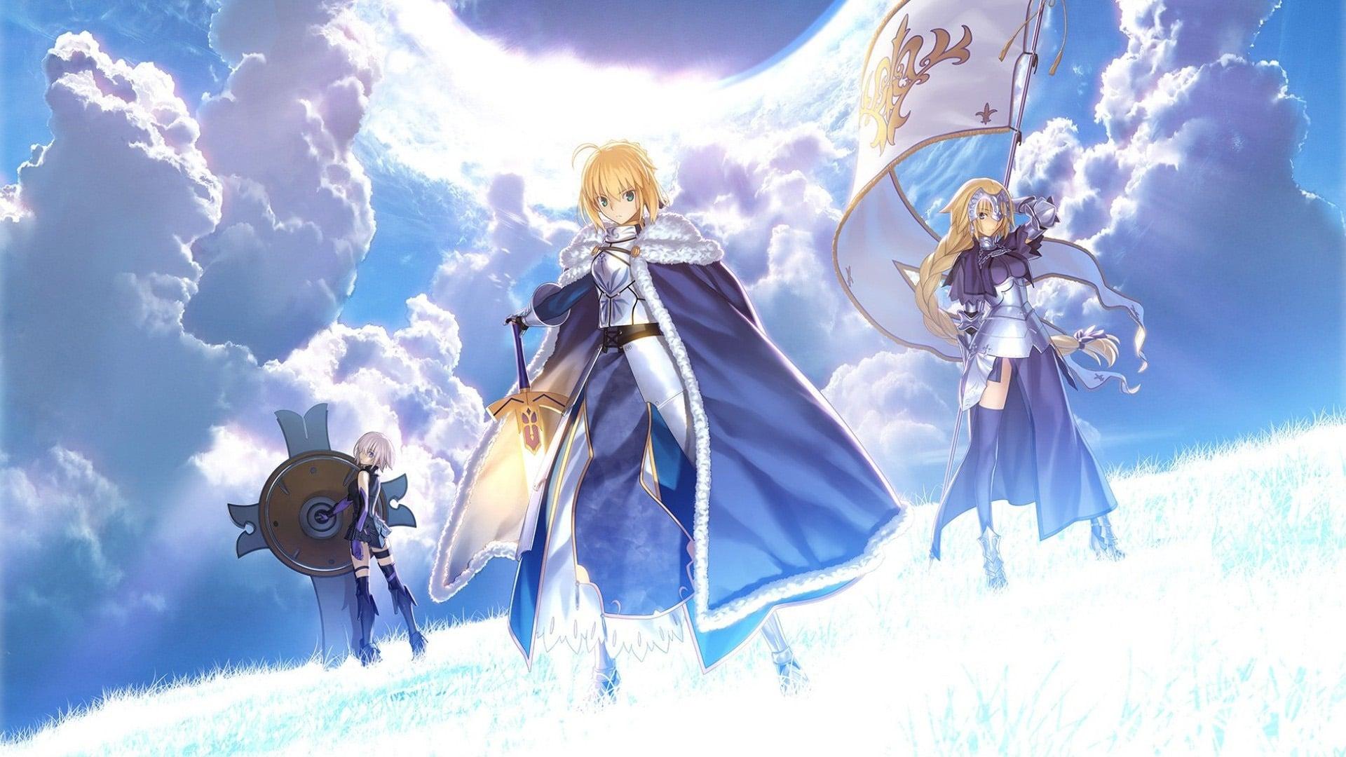 Streaming Fate/Grand Order: Zettai Majuu Sensen Babylonia
