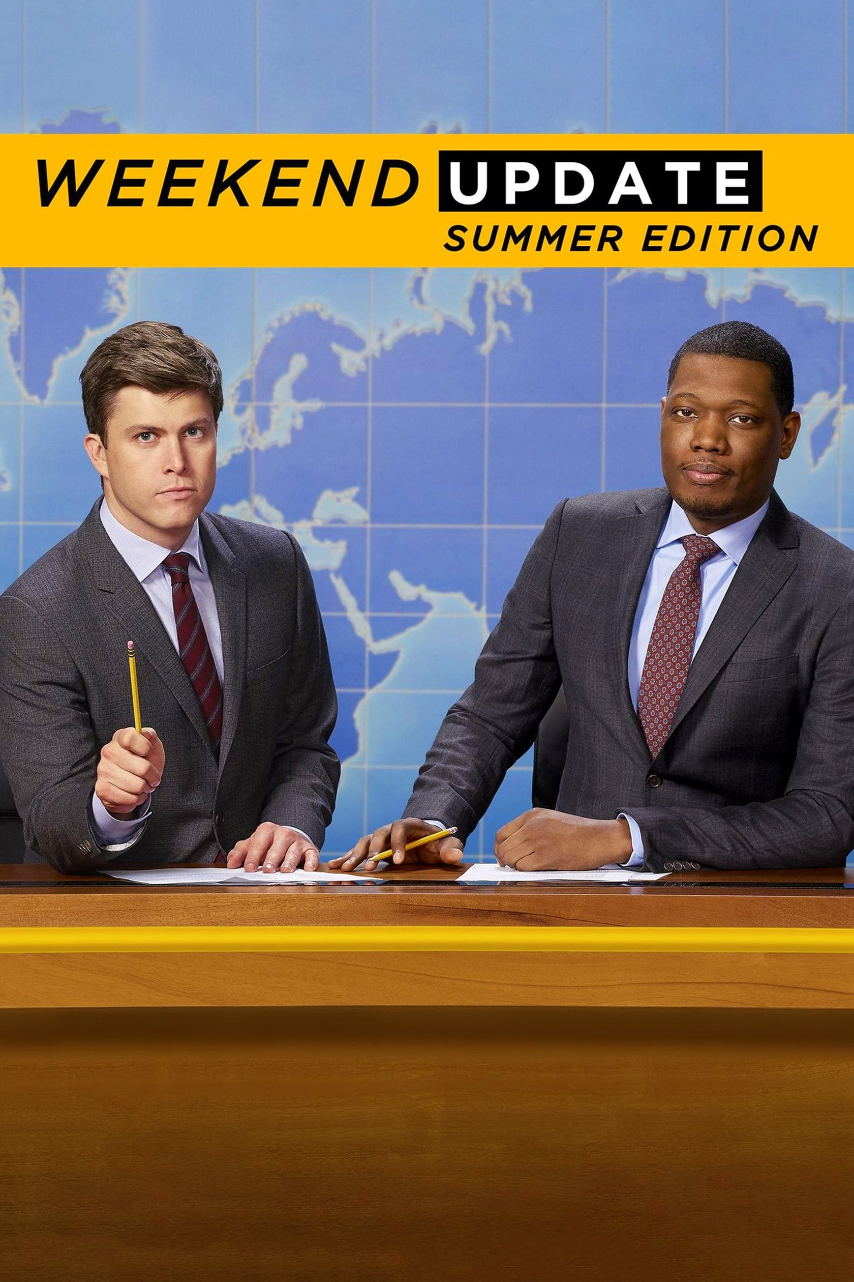 Saturday Night Live: Weekend Update Summer Edition TV Shows About Satire