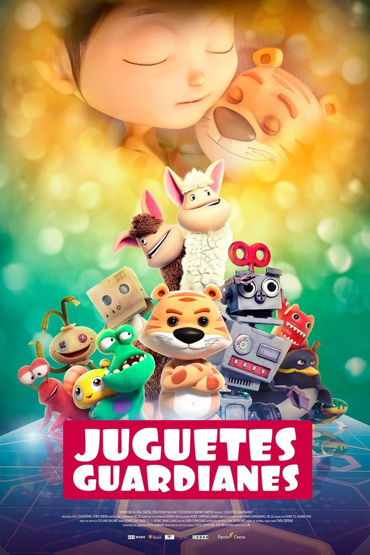 Toy guardians (2019)