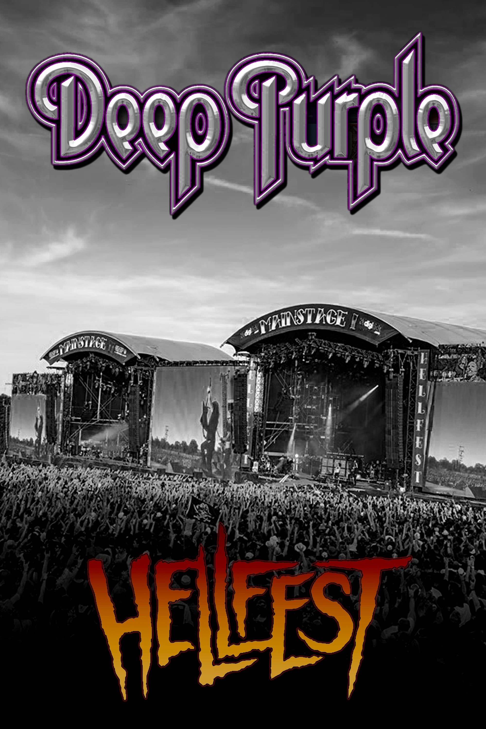 Deep Purple au Hellfest 2017 (2017)