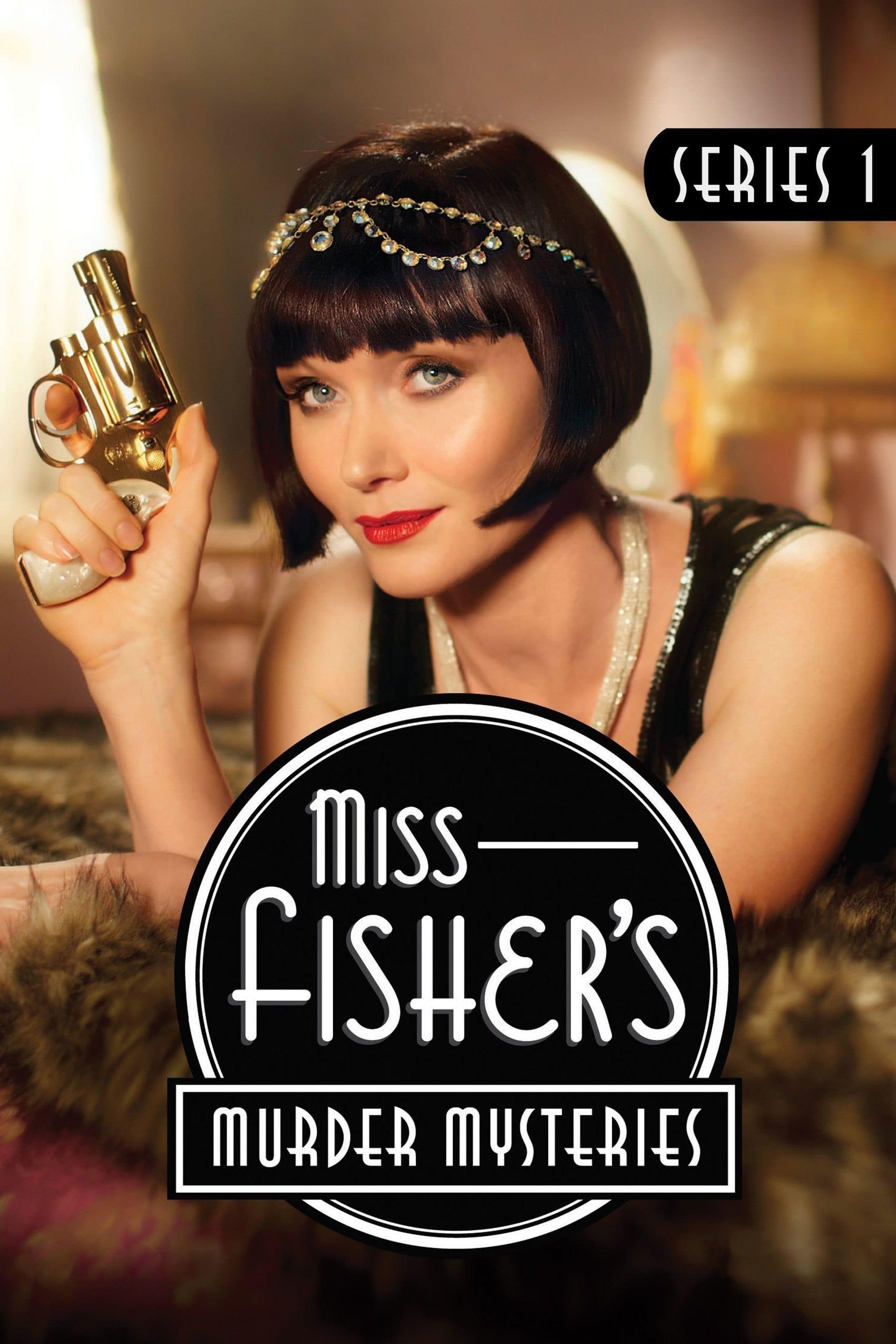 Detektyvė Fišer / Miss Fisher's Murder Mysteries (2012) 1 Sezonas