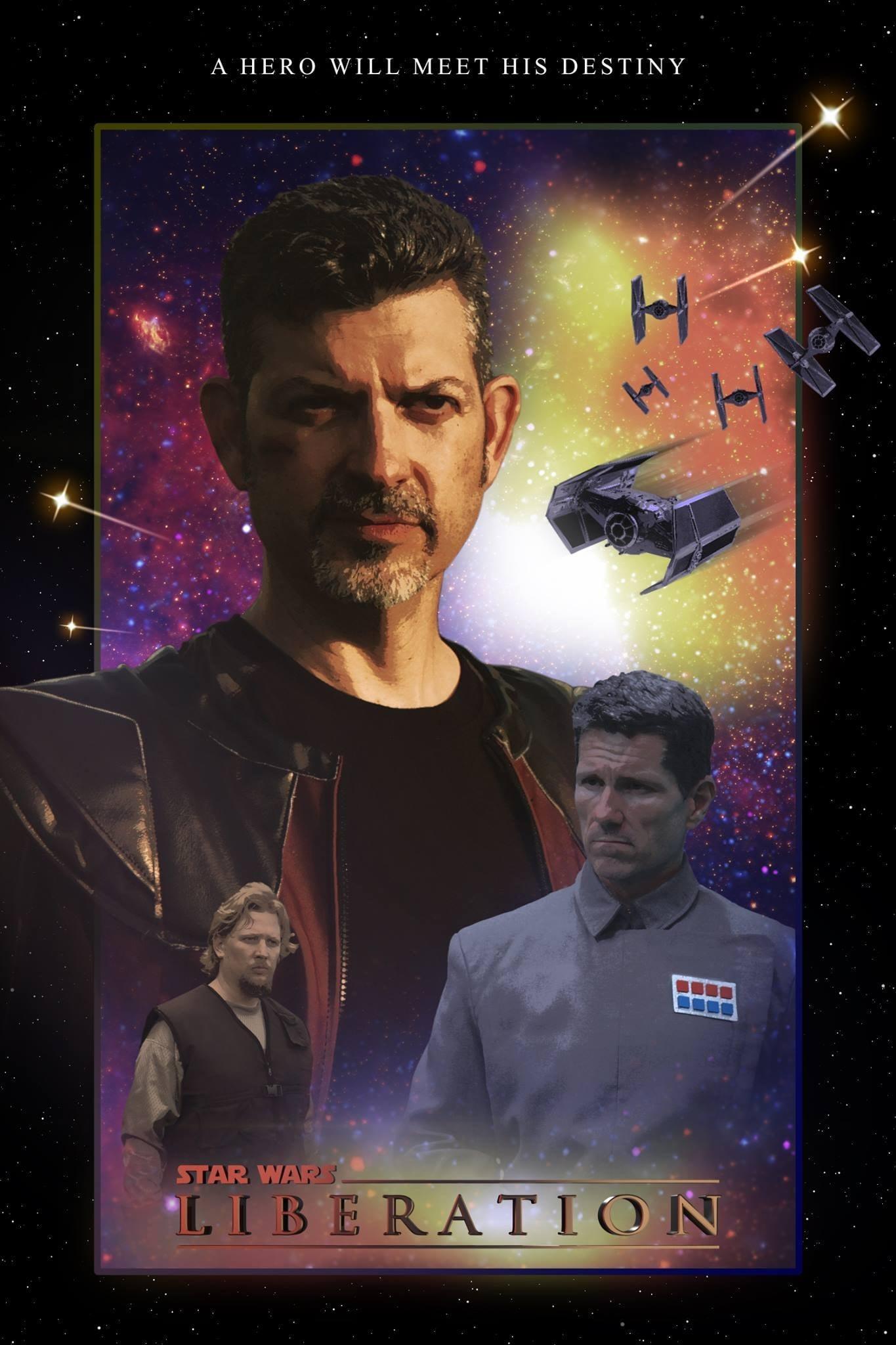 Ver Star Wars: Liberation Online HD Español ()