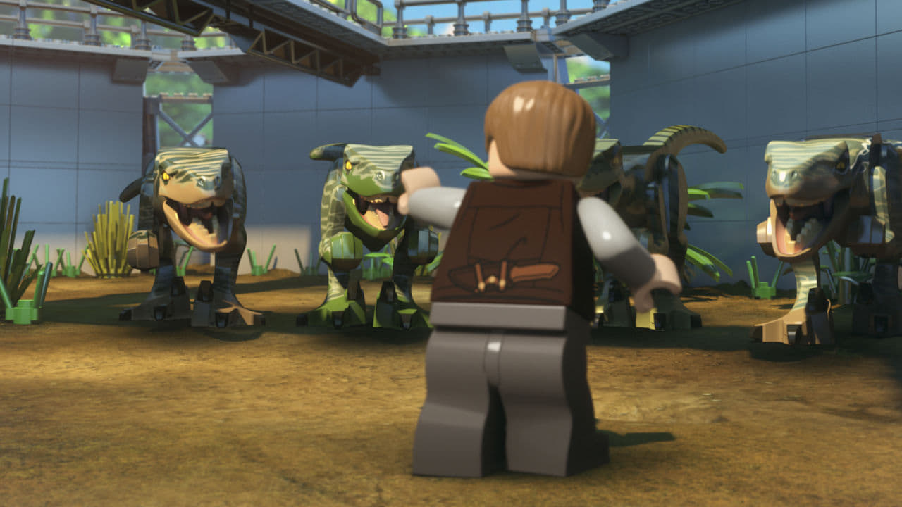 DESCARGAR LEGO Jurassic World: The Secret Exhibit (2018) pelicula completa en español latino 1080p